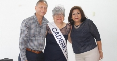 CORONAN A REINA DEL ADULTO MAYOR 2016